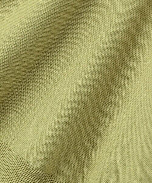 BEAUTY&YOUTH UNITED ARROWS / ビューティ&ユース ユナイテッドアローズ ニット・セーター | BY ホールガーメント バックボリュームVネックニットプルオーバー | 詳細18