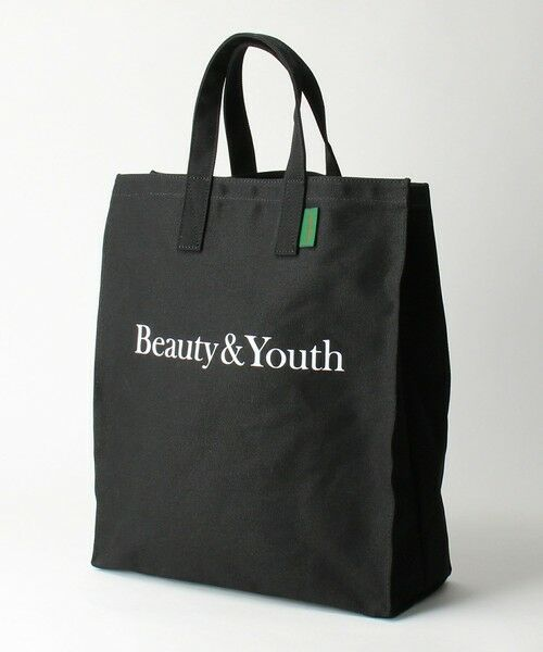 BEAUTY&YOUTH UNITED ARROWS / ビューティ&ユース ユナイテッドアローズ トートバッグ | BY SOUVENIR キャンバス トートバッグ M | 詳細3