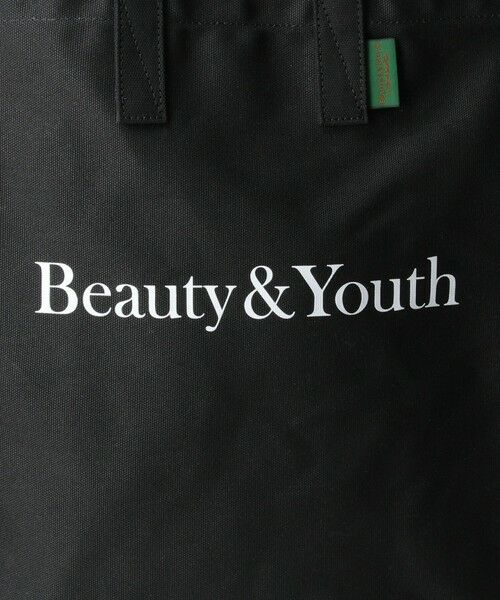 BEAUTY&YOUTH UNITED ARROWS / ビューティ&ユース ユナイテッドアローズ トートバッグ | BY SOUVENIR キャンバス トートバッグ M | 詳細9