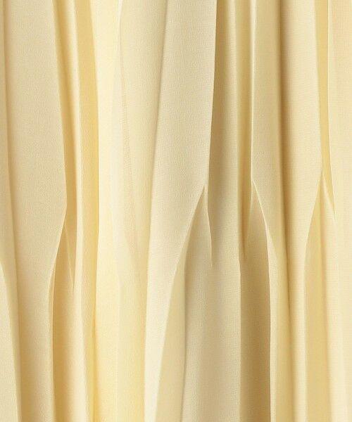 BEAUTY&YOUTH UNITED ARROWS / ビューティ&ユース ユナイテッドアローズ ロング・マキシ丈スカート | BY ランダムプリーツマキシスカート | 詳細8