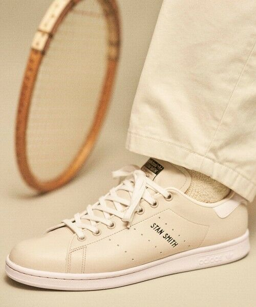 BEAUTY&YOUTH UNITED ARROWS / ビューティ&ユース ユナイテッドアローズ スニーカー | 【別注】 <adidas Originals(アディダス オリジナルス)> STAN SMITH/スタンスミス | 詳細1