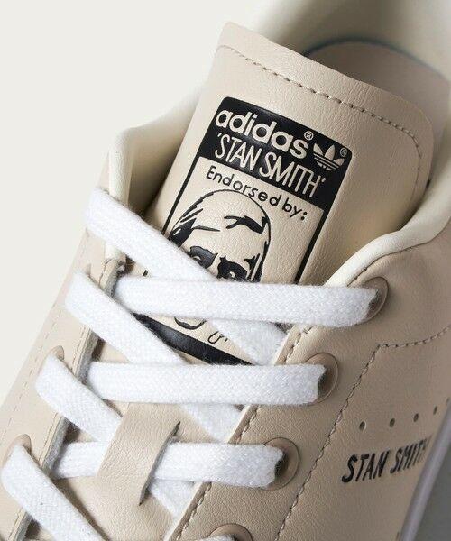 BEAUTY&YOUTH UNITED ARROWS / ビューティ&ユース ユナイテッドアローズ スニーカー | 【別注】 <adidas Originals(アディダス オリジナルス)> STAN SMITH/スタンスミス | 詳細8