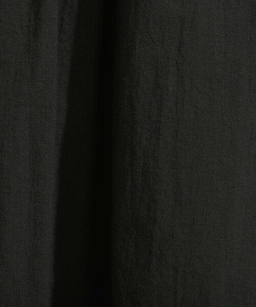 BEAUTY&YOUTH UNITED ARROWS / ビューティ&ユース ユナイテッドアローズ ロング・マキシ丈スカート   【WEB限定】by ※∴コットンボイルタックフレアマキシスカート -ウォッシャブル-   詳細14