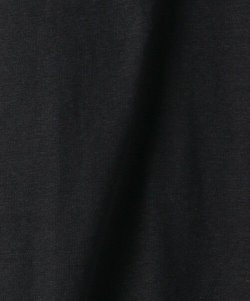 BEAUTY&YOUTH UNITED ARROWS / ビューティ&ユース ユナイテッドアローズ カットソー | BY 麻ブレンドクルーネックノースリーブカットソー | 詳細7