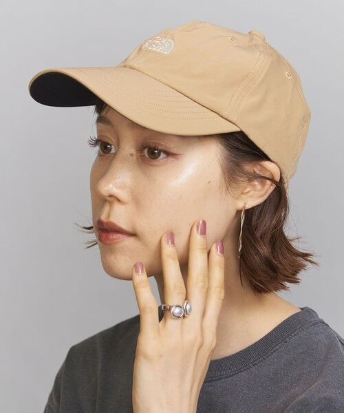 BEAUTY&YOUTH UNITED ARROWS / ビューティ&ユース ユナイテッドアローズ キャップ | <THE NORTH FACE>VERB キャップ(BEIGE)