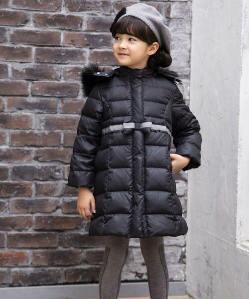 寒い冬もしっかり防寒してくれる、ロング丈のダウンコートが入荷!