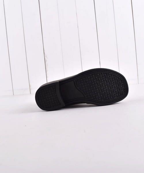 BeBe / べべ ブーツ(ショート丈) | スカラップフラワーショートブーツ | 詳細7