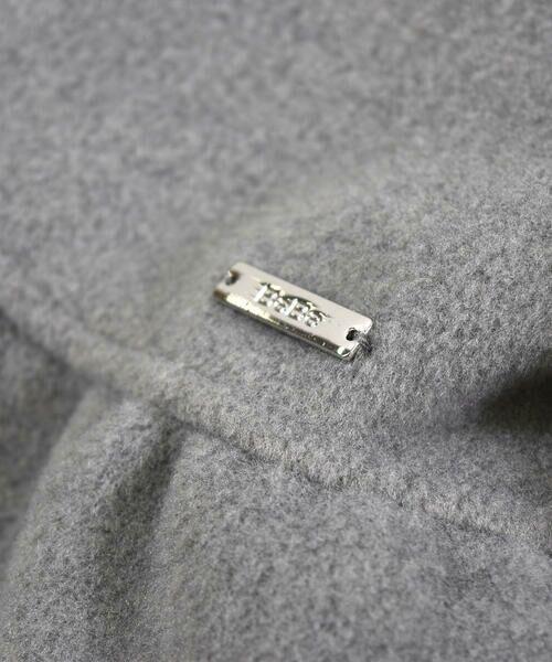 BeBe / べべ アウター | 丸襟 圧縮 ニット コート(100cm〜150cm) | 詳細3