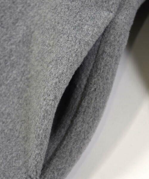 BeBe / べべ アウター | 丸襟 圧縮 ニット コート(100cm〜150cm) | 詳細5