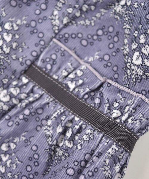 BeBe / べべ スカート | 日本製 カバリエ レ・アズー ロキュロット スカート(90cm〜150cm) | 詳細13