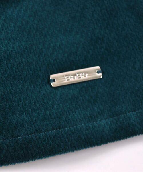 BeBe / べべ スカート | クルミ ボタン フラップ ポケット ツイル ベッチン キュロット(90cm〜150cm) | 詳細11