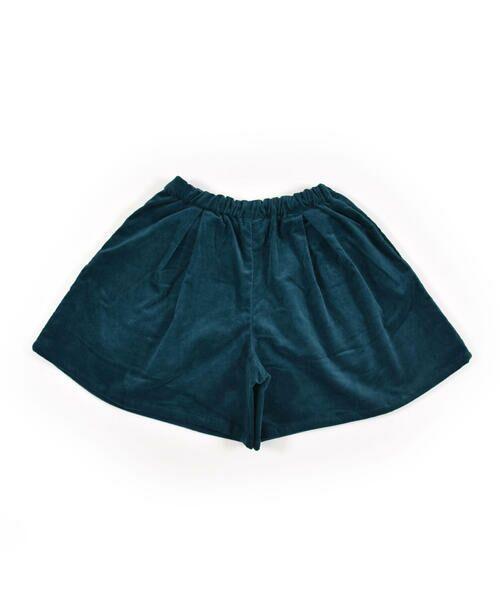 BeBe / べべ スカート | クルミ ボタン フラップ ポケット ツイル ベッチン キュロット(90cm〜150cm) | 詳細9