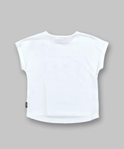 BeBe / べべ Tシャツ   【TioTio】フラワー プリント Tシャツ (90〜140cm)   詳細6