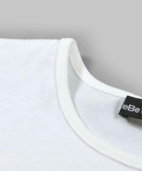 BeBe / べべ Tシャツ   【TioTio】フラワー プリント Tシャツ (90〜140cm)   詳細7