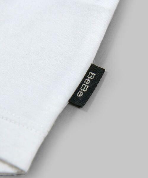 BeBe / べべ Tシャツ   【TioTio】フラワー プリント Tシャツ (90〜140cm)   詳細10