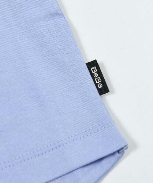 BeBe / べべ Tシャツ   【TioTio】フラワー プリント Tシャツ (90〜140cm)   詳細20