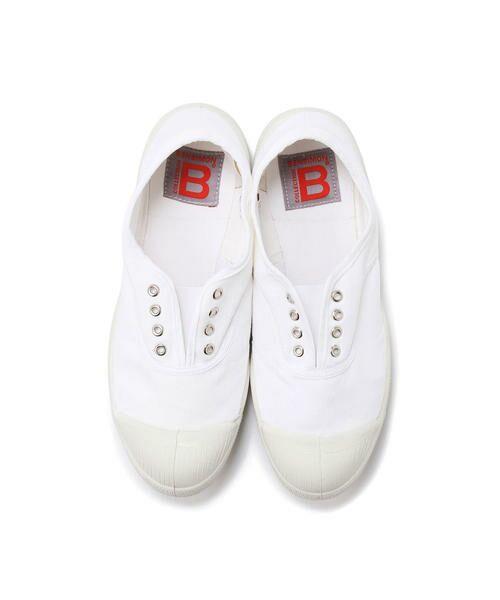BENSIMON / ベンシモン スニーカー | Tennis Elly レディース(white)