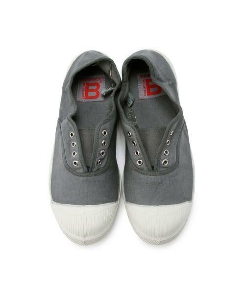 BENSIMON / ベンシモン スニーカー | Tennis Elly レディース(grey)
