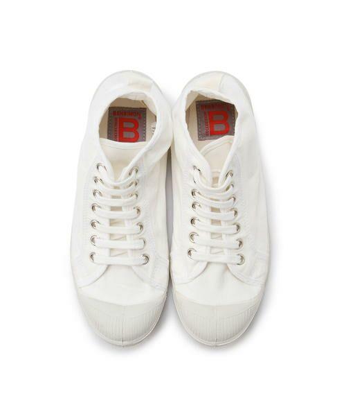 BENSIMON / ベンシモン スニーカー   Tennis Stella レディース(white)