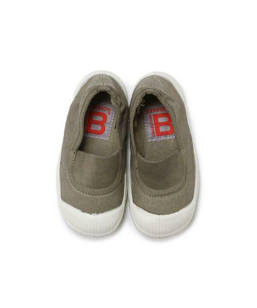 BENSIMON / ベンシモン スニーカー | Tennis Elastique キッズ(mastic)