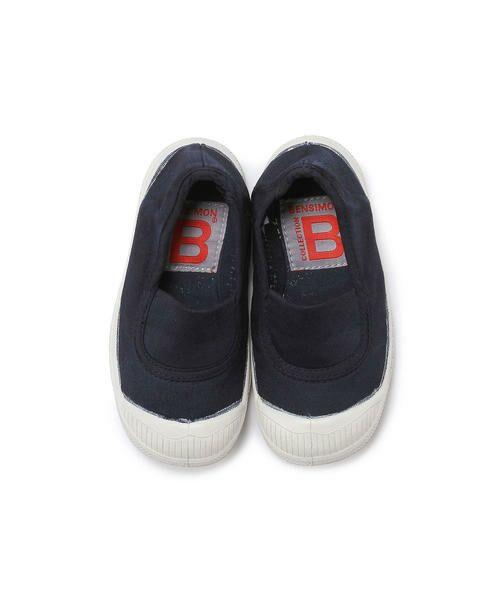 BENSIMON / ベンシモン スニーカー | Tennis Elastique キッズ(navy)