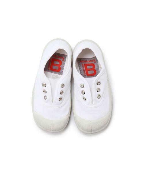BENSIMON / ベンシモン スニーカー | Tennis Elly キッズ(white)