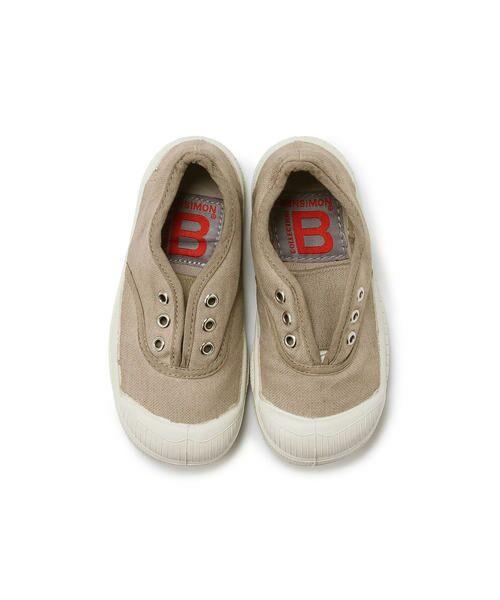 BENSIMON / ベンシモン スニーカー | Tennis Elly キッズ(eggshell)