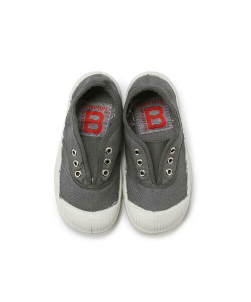 BENSIMON / ベンシモン スニーカー | Tennis Elly キッズ(grey)