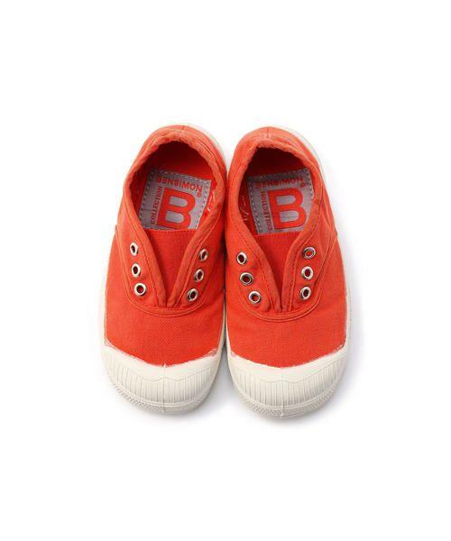BENSIMON / ベンシモン スニーカー | Tennis Elly キッズ(red)