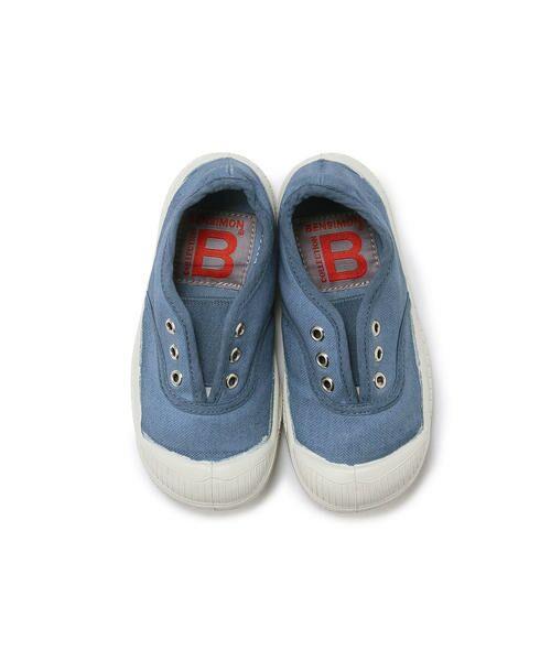 BENSIMON / ベンシモン スニーカー | Tennis Elly キッズ(denim)