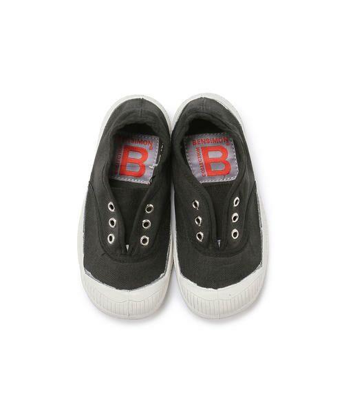 BENSIMON / ベンシモン スニーカー | Tennis Elly キッズ(carbon)