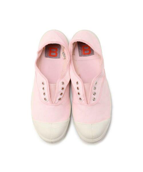 BENSIMON / ベンシモン スニーカー | 【2019SS】Tennis Elly レディース(powder pink)