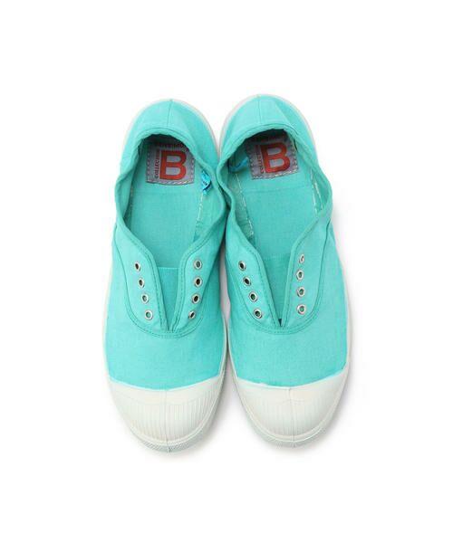 BENSIMON / ベンシモン スニーカー | 【2019SS】Tennis Elly レディース(emerald)