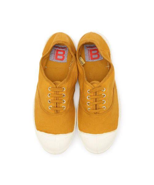 BENSIMON / ベンシモン スニーカー | 【2019AW】Tennis Lacets レディース(yellow)