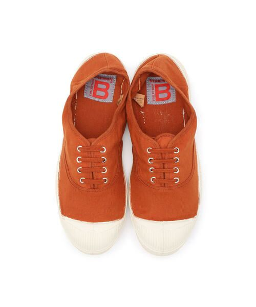 BENSIMON / ベンシモン スニーカー | 【2019AW】Tennis Lacets レディース(toffee)