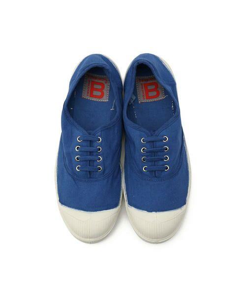 BENSIMON / ベンシモン スニーカー | 【2020SS】Tennis Lacets レディース(greek blue)