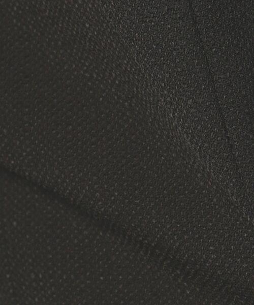 BLACK FORMAL / ブラックフォーマル セットアップ | ラフィリオンブッチャー ジャケット+ワンピース | 詳細26
