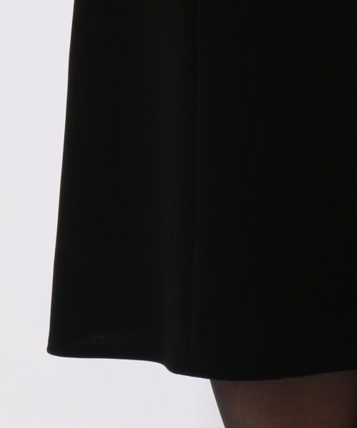 BLACK FORMAL / ブラックフォーマル セットアップ | 【盛夏対応】ガーシュストレッチバーズアイ ジャケット+ワンピース | 詳細28