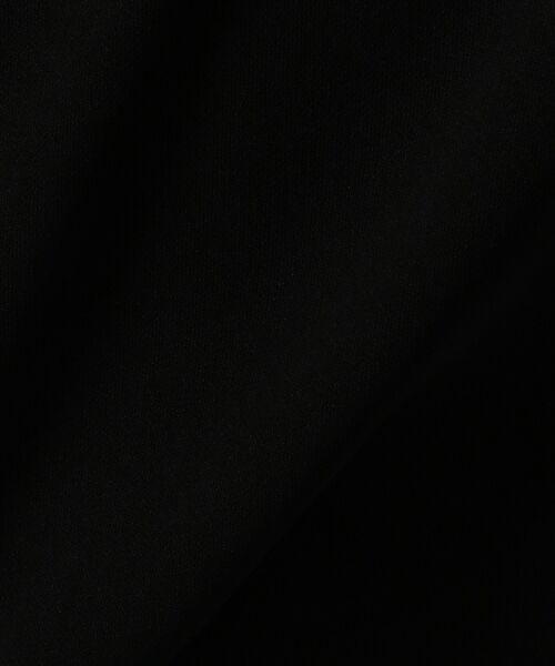BLACK FORMAL / ブラックフォーマル セットアップ | 【盛夏対応】ガーシュストレッチバーズアイ ジャケット+ワンピース | 詳細30