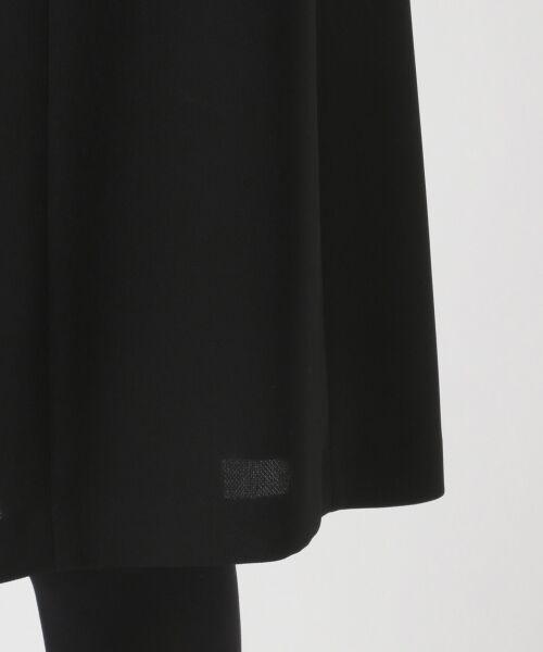 BLACK FORMAL / ブラックフォーマル セットアップ | バーズアイ ジャケット+ワンピース | 詳細21