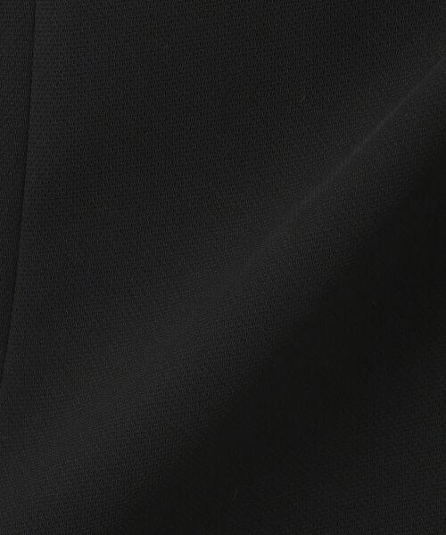 BLACK FORMAL / ブラックフォーマル セットアップ | バーズアイ ジャケット+ワンピース | 詳細22