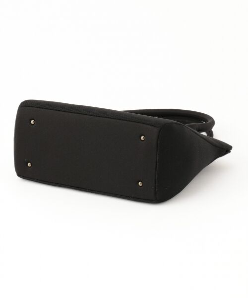 BLACK FORMAL / ブラックフォーマル ハンドバッグ | 【日本製】米沢織り マグネットバッグ | 詳細5