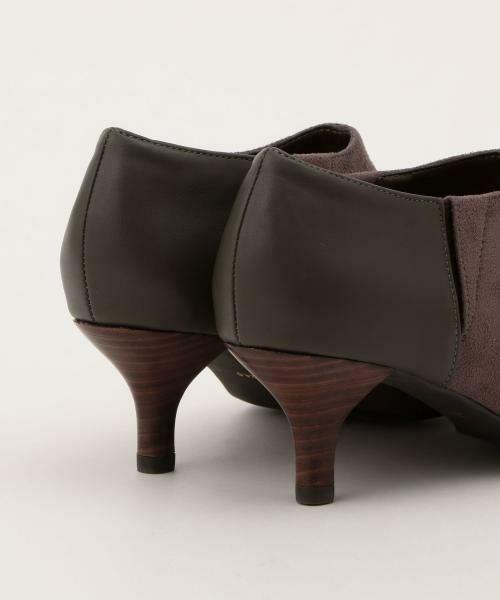 Boisson Chocolat / ボワソンショコラ ブーツ(ショート丈)   BFC RNDブーティー55○   詳細5