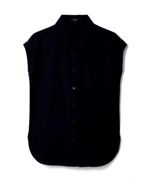 BOSCH / ボッシュ シャツ・ブラウス | テンセル混ダンガリーシャツ | 詳細1