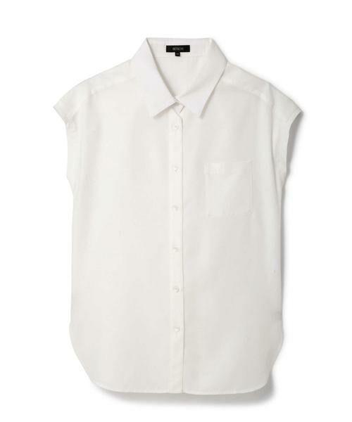 BOSCH / ボッシュ シャツ・ブラウス | テンセル混ダンガリーシャツ | 詳細9