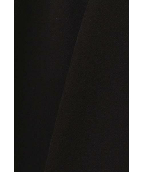 BOSCH / ボッシュ ミニ丈・ひざ丈ワンピース | 《B ability》トリアセ綾二重ワンピース | 詳細12