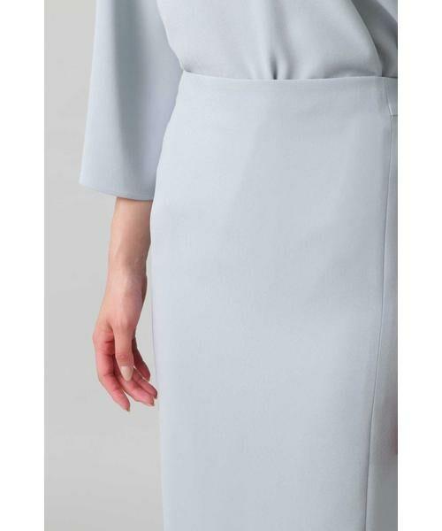 BOSCH / ボッシュ スカート | 《B ability》平二重スカート | 詳細11