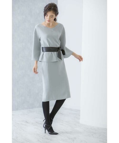 BOSCH / ボッシュ スカート | 《B ability》平二重スカート | 詳細6