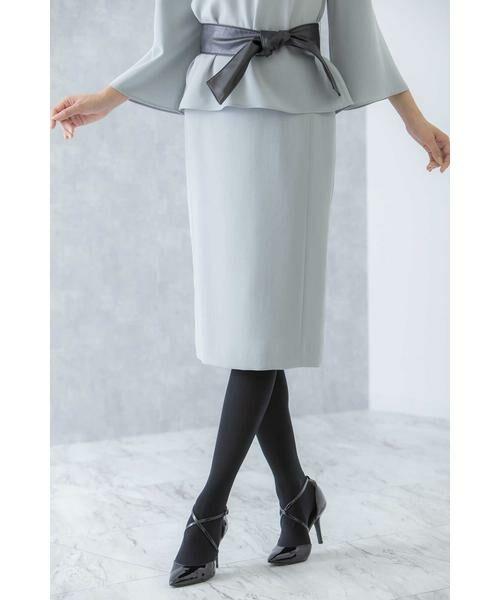 BOSCH / ボッシュ スカート | 《B ability》平二重スカート(グリーングレー1)