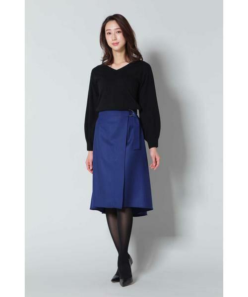 BOSCH / ボッシュ スカート | ウールサキソニースカート | 詳細2